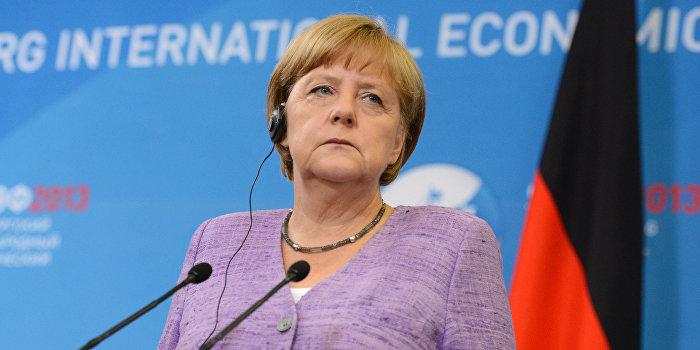 Меркель пригласила «нормандскую четверку» на переговоры