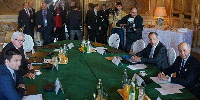 Штайнмайер: Выполнение минских соглашений улучшилось по трём пунктам