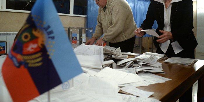 ЛНР направила ОБСЕ предложения по подготовке местных выборов