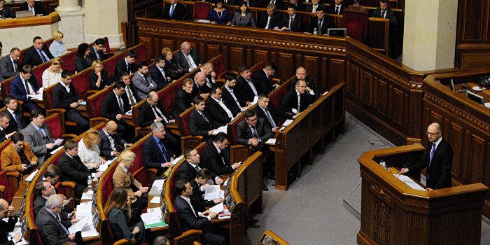 Медведчук: Правительство Яценюка украинцам не по карману