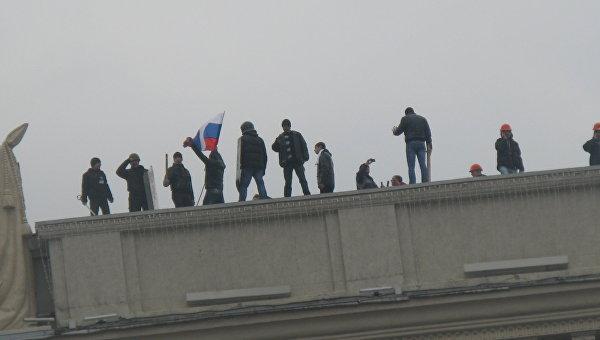 Русская весна в Харькове. От «Украинского фронта» до фронта карательного