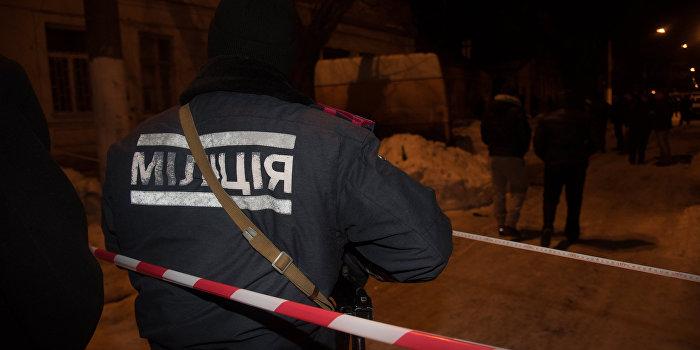 В офисе «Правого сектора» в Одессе прогремел взрыв