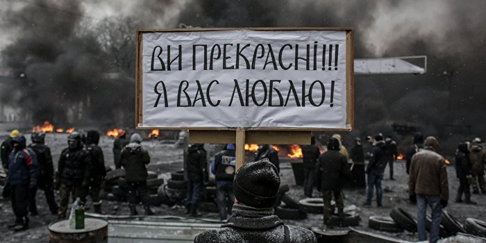 Украина опять становится второй Францией