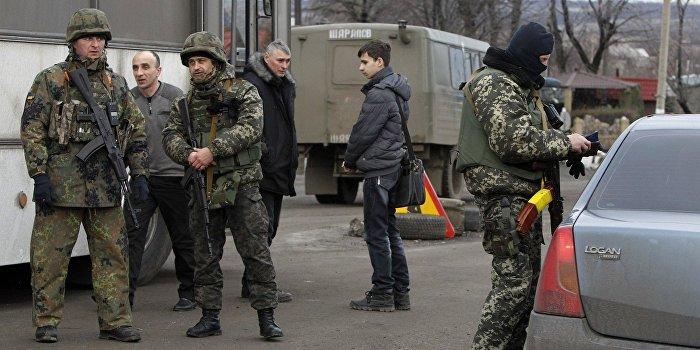 Киберберкут: Киев готовит «облаву» в Мариуполе