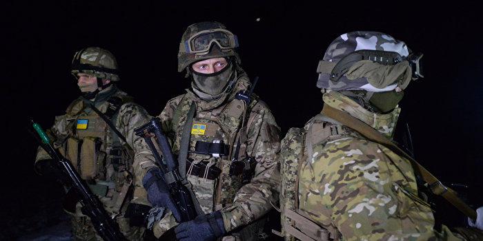 Украинские силовики поедут на обучение в Польшу