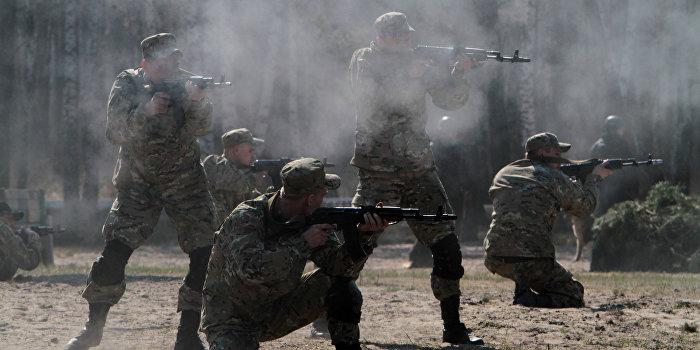 США пока не будут обучать Нацгвардию Украины