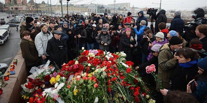 Названы имена подозреваемых по делу об убийстве Немцова