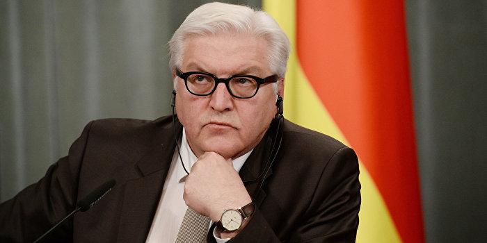 Штайнмайер: Наше видение ситуации в Донбассе расходится с США и НАТО