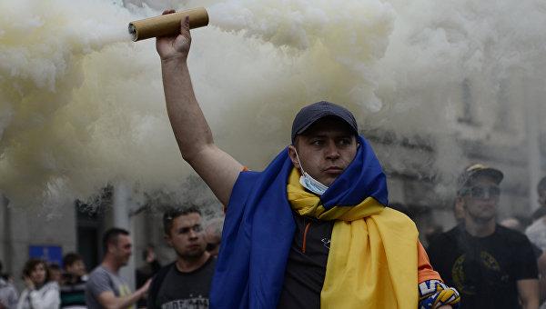 Украина. Палата номер шесть