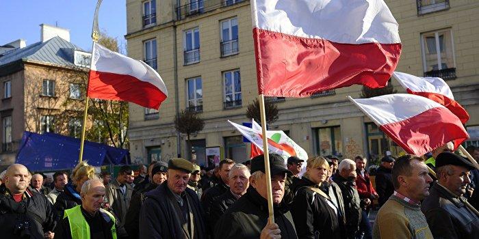 Польша готовится к исчезновению Украины