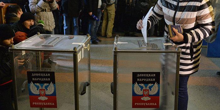 Новороссия: Выборы состоятся после изменения конституции Украины