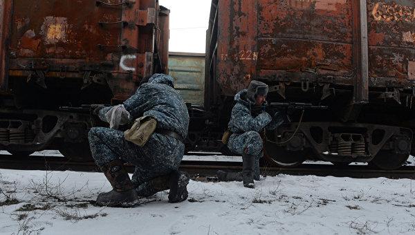 Подорвана последняя железная дорога, соединяющая ЛНР с Украиной