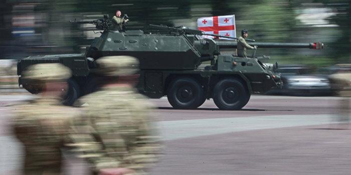 Грузинские военспецы – связники НАТО в армии Украины