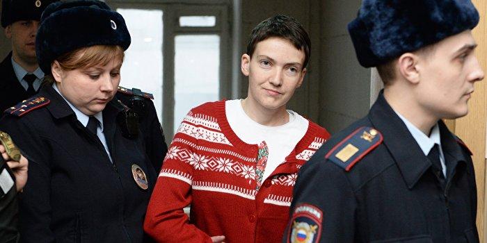 Защита Савченко начала «секретную процедуру» по ее освобождению