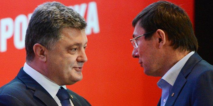 «Блок Петра Порошенко» откажется от имени президента в названии