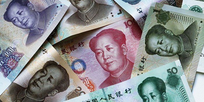 Юань роет яму доллару