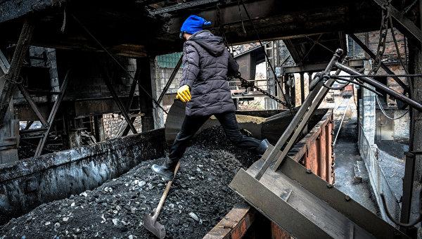 ДНР начала поставки угля на Украину