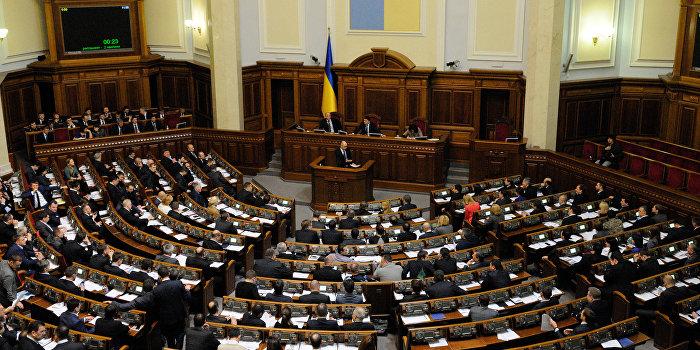 Рейтинги политических сил на Украине катастрофически падают