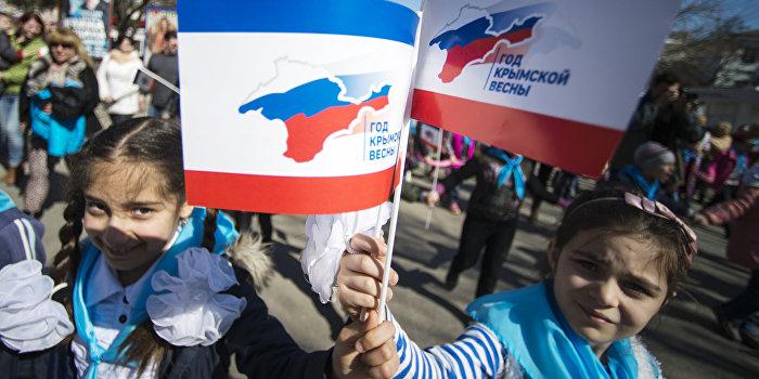 Британский политик: Запад использует Крым как предлог для гонки вооружений