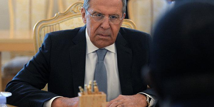 Лавров призвал Францию и Германию устроить демарш Киеву