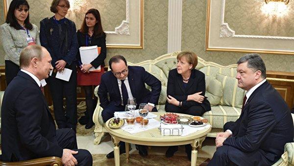 Украина-ЕС: срыв Минских соглашений и крест на санкциях против РФ