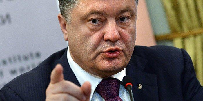 Порошенко угрозами подавил протест сотрудников аэропорта «Борисполь»