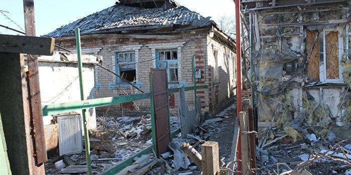 Три мирных жителя ранены при минометном обстреле Донецка
