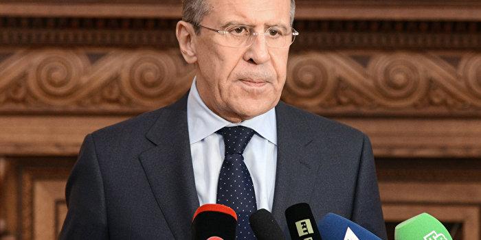 Лавров о введении миротворцев в Донбасс: В ЕС сумасшедших нет