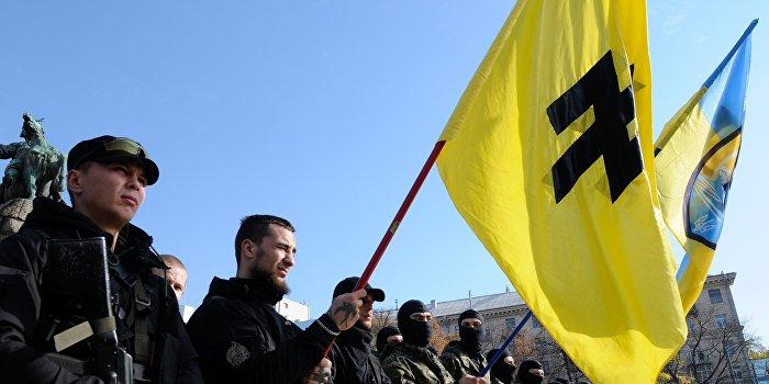 Карательные батальоны готовят наступление под Мариуполем