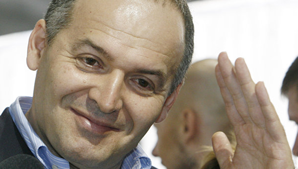 WSJ: Украинский олигарх Виктор Пинчук внес  $8,6 млн в Фонд Клинтонов