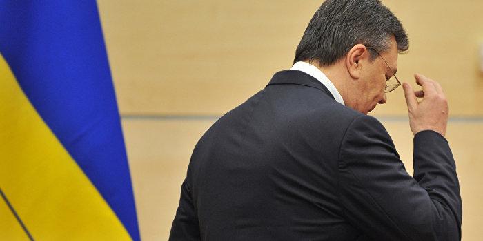 Янукович госпитализирован с подозрением на инфаркт