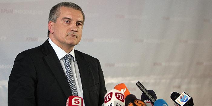 Аксенов: В Крыму украинского вещания не будет