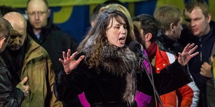 Шарий: Татьяна Чорновол решила отдохнуть от политики