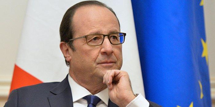 Олланд: ЕС заинтересован в развитии связей с ЕАЭС