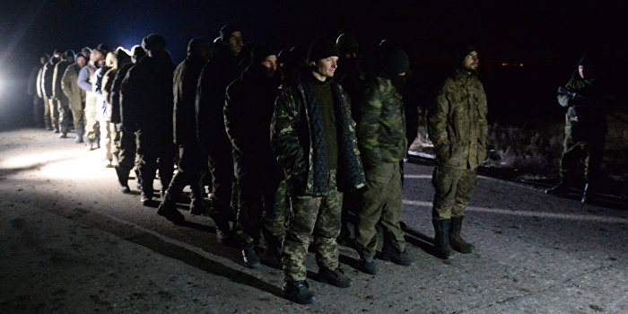 Захарченко: Обмен пленными приостановлен