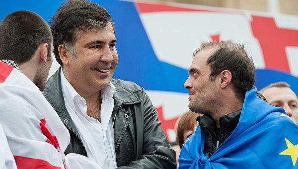 «Саакашвили - главный лоббист захода американского летального оружия на Украину»
