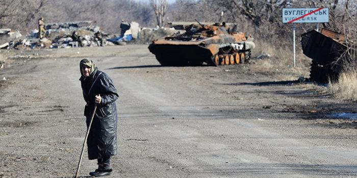 Грузинский политик: То, что происходит на Украине сейчас - это только начало