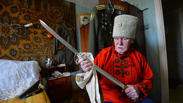 100-летний ветеран Великой Отечественной – о жизни, войне и секретах долголетия