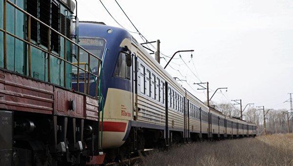 Между ДНР и ЛНР возобновилось железнодорожное сообщение