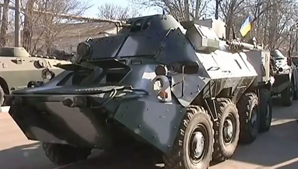 Захарченко: Киев нацелен на силовое решение конфликта
