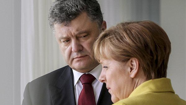 Битва за власть в Киеве