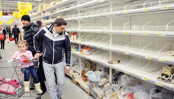 Эксперт: Украинским торговым сетям грозит разорение
