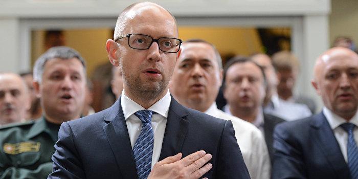 Украинский депутат: Яценюк и Аваков лоббируют коррупционеров