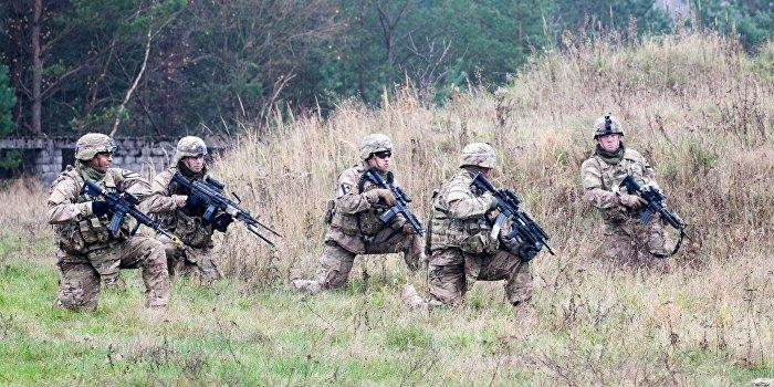 Аваков: Во Львовской области высадятся 290 американских десантников