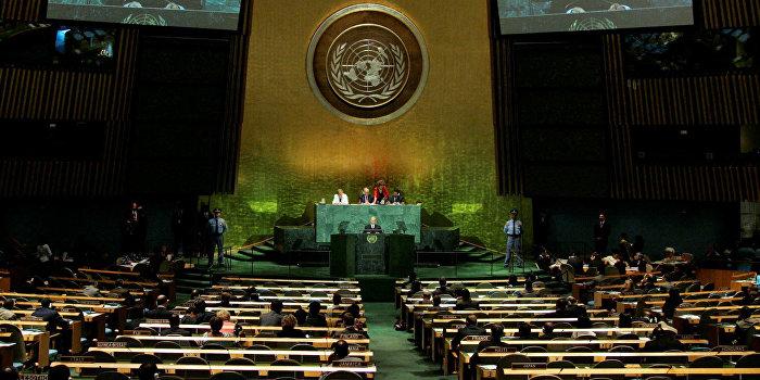 Путин может выступить в ООН в сентябре