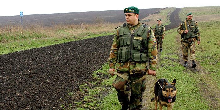 На границе Украины и ПМР произошел инцидент со стрельбой