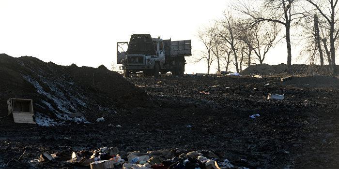 ДНР сообщила о перестрелке бойцов «Донбасса» и «Правого сектора»