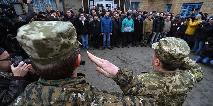 Вопреки заверениям Порошенко, на студентов идут облавы