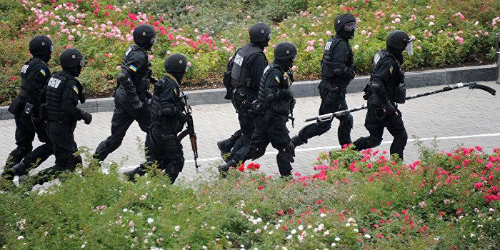 В СБУ подтвердили обыски в МВД