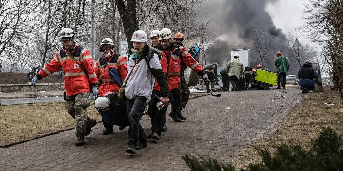 FAZ: Киев скрывает правду о расстрелах на Майдане